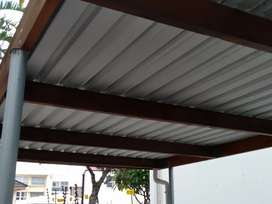 Car ports and pergolas