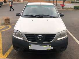 NISSAN NP200 1.5 DIESEL FOR SALE AT VERY GOOD PRICE MANUAL