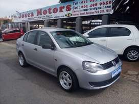 2011 Volkswagen Polo Vivo Sedan 1.4 Trendline