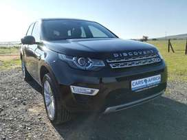 2017 Land Rover Discovery Sport 2.2 SD4