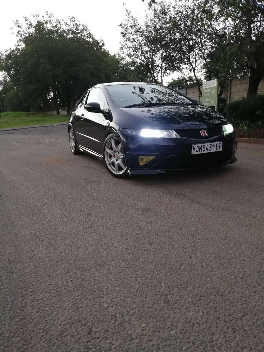 Honda civic type R 111000 kms 2008 0