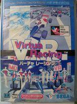 Virtua Racing катридж на Sega оригинал Япония