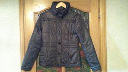 Куртка женская на подростка S лёгкая синтипоновая Only