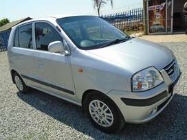 2010 hyundai Atos 1.1 prime with 102000km