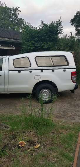 Single cab canopy Ford ranger