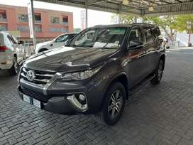toyota fortuner 2016 GD6 2.4