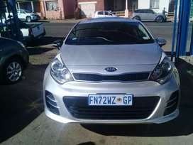 2016 Kia Rio 1.4 hatchback with Sunroof and service book