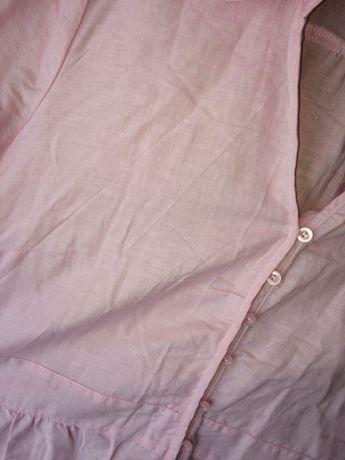 Różowa bluzka r 48 Toruń - image 3