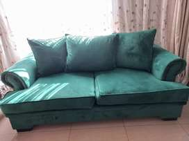 Modern Couch with beautiful color