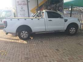 Ford Ranger xls sport 2.2 6speed, 2014 model
