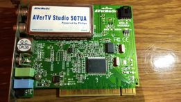 ТВ-тюнер Aver Media AverTV Studio 507UA FM
