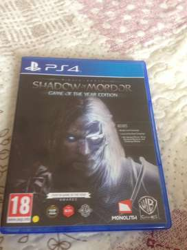 SHADOW OF MORDOR HAME OF THE YEAR