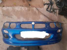 MG ZR  bumpers