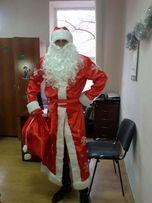 Прокат костюма Деда Мороза и Снегурочки 180 грн