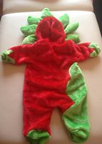 Карнавальный костюм помидорчика для девочки или мальчика