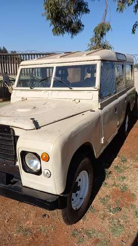 Land rover series 2/3