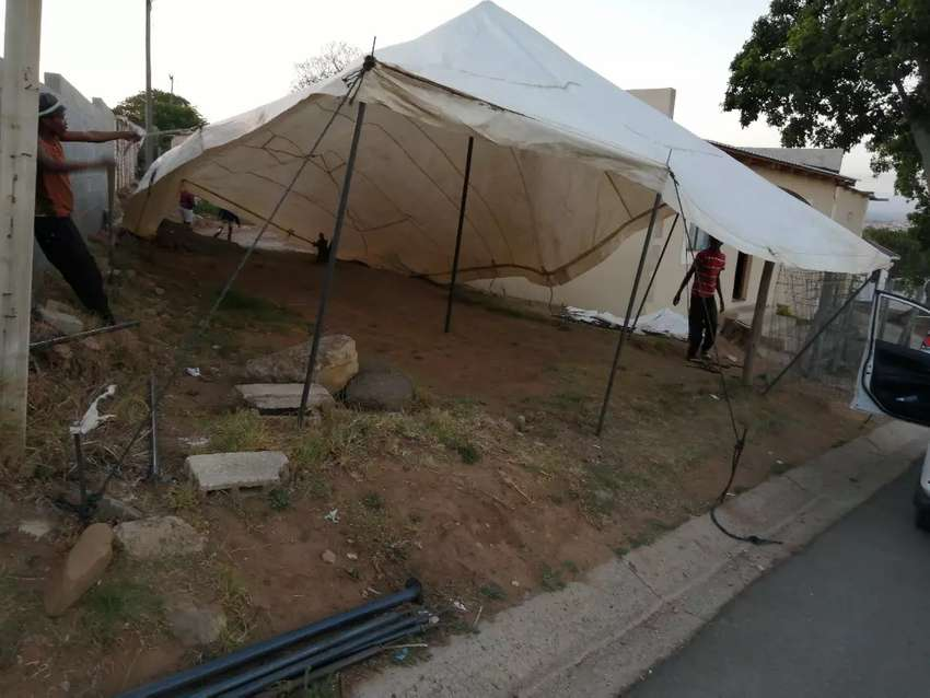 Tent for hire 0