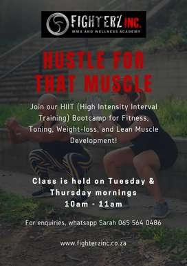 HIIT Fitness Bootcamp
