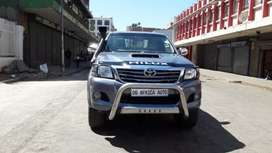 2014 D4D TOYOTA HILUX FOR SALE