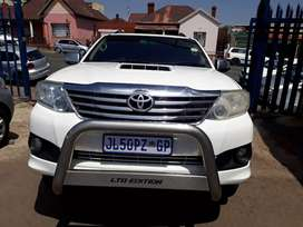 2013 Toyota Fortuner (3.0) D4D Automatic With Service Book