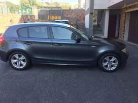 Well looked after BMW118i