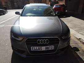 Pre Owned 2012 Audi A4 1.8.T A/T