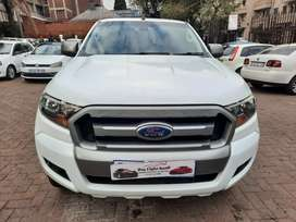 2016 Ford Ranger 2.2 6 speed with Canopy