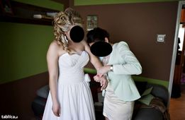 Suknia ślubna Julia Rosa, rozmiar 38- 40