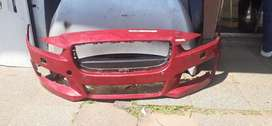 Jaguar xe front bumper is available for pickup very clean no dent