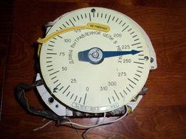 ПК6-11, Аксиометр, датчики вытравки цепи ПК