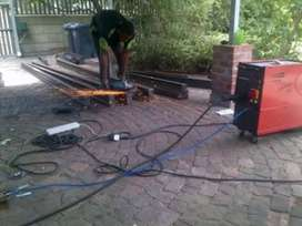 Welder available