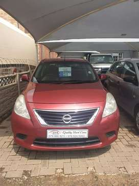 Nissan Almera 1.5 Accenta for sale.