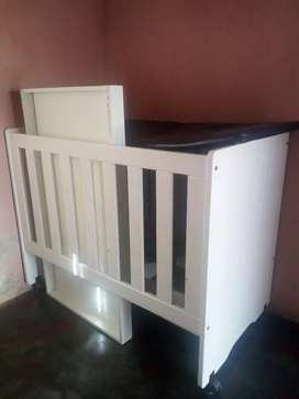 Used Baby cot bed