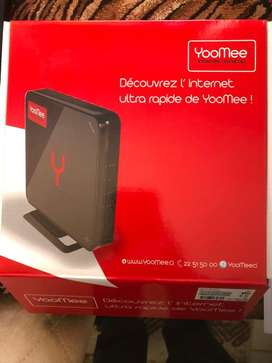WIFI Router in its box.