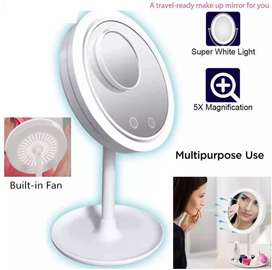 LED Light Mirror with fan (C544)