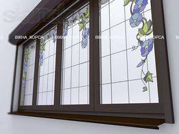 Окна, балконы, арки, двери от ТМ Корса