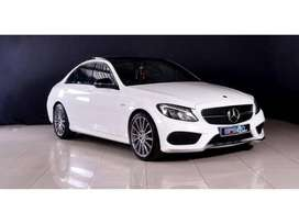 2017 Mercedes-AMG C-Class C43 4Matic For Sale