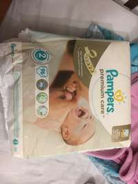Image of pampers premium care