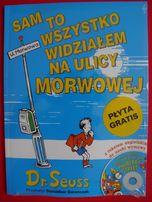 """NOWA książka """"Sam to wszystko widziałem na ulicy Morwowej"""""""