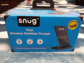 Snug wireless charger