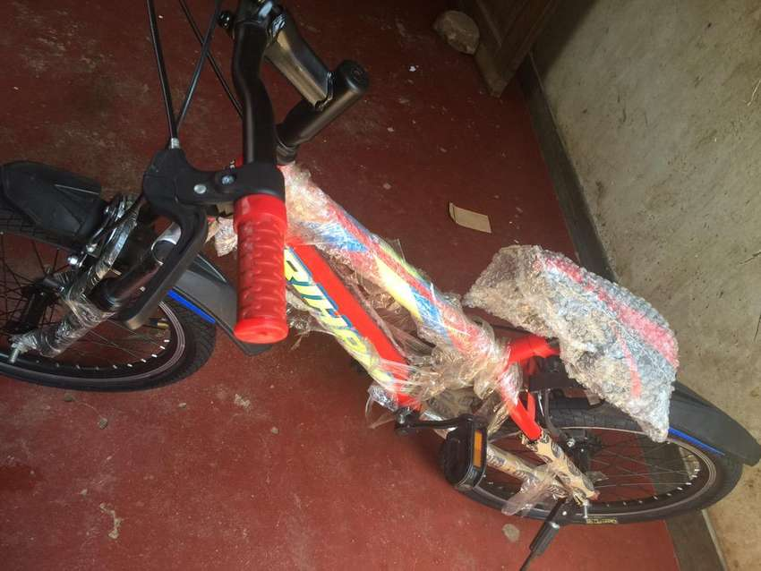 New bicycle 0