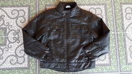 куртка из качественной экокожи Yigga