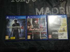 Ps4 games to swap