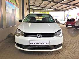 2017 VW Polo GP 1.4 Trendline 5Dr; White; 73583km; R139900