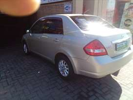 Nissan tiida in very good shape for sale