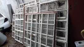Various french windows