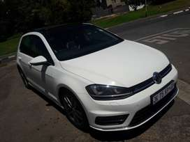 2015 MODEL VW GOLF 7 1.4 TSi AUTOMATIC COMFORTLINE