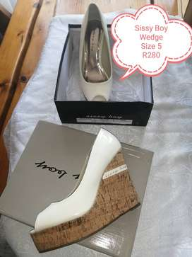 Sissy Boy Wedge (original)