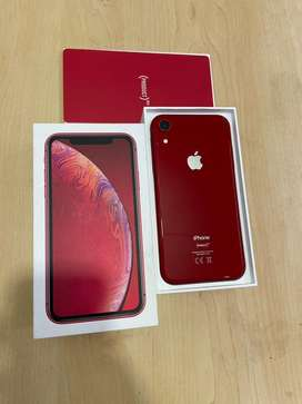 iPhone XR 128GB Red Edition