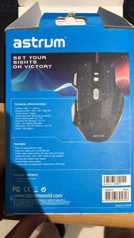 Astrum Gaming mouse